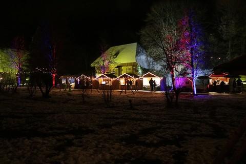 Winter im Vogtsbauernhof, Gutach