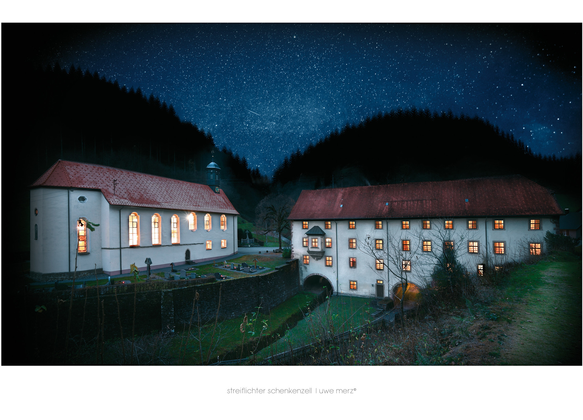 Kloster Schenkenzell im Kinzigtal