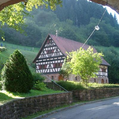 Schenkenzell - Klostermuseum Wittichen Gebäude