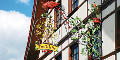 Gasthaus Eiche Hausach im Kinzigtal