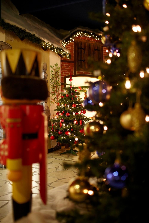 Weihnachten in der Dorotheenhütte Wolfach