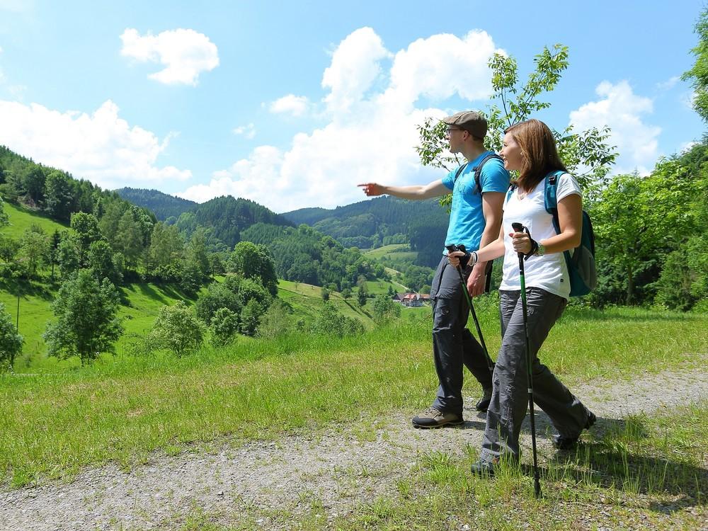 Wandern im Kinzigtal
