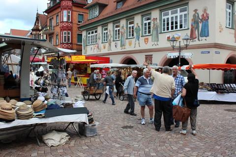 Heuetmarkt in Haslach