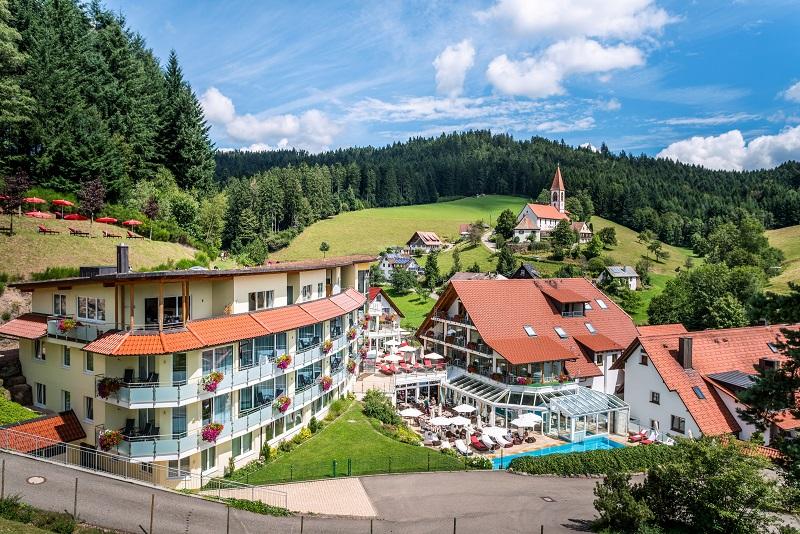 Naturparkhotel Adler Sankt Roman bei Wolfach im Kinzigtal, Schwarzwald
