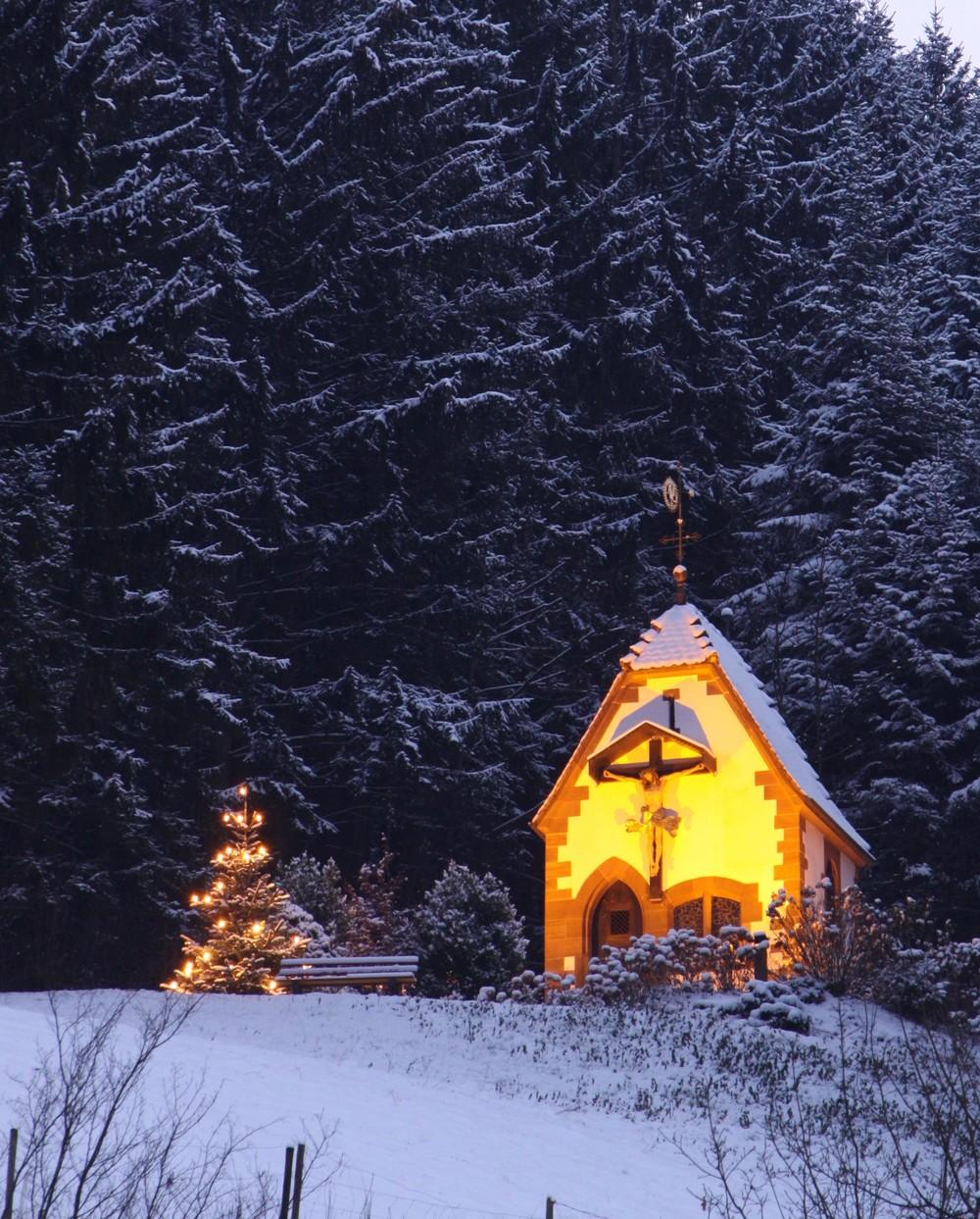 Hansjakob-Kapelle Hofstetten, Kinzigtal
