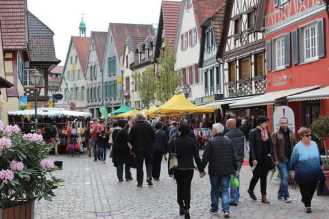 Frühlingsfest Hauptstraße