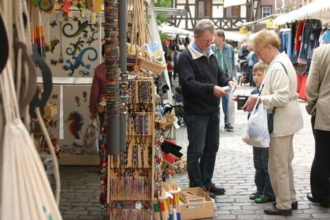 Maimarkt in Haslach