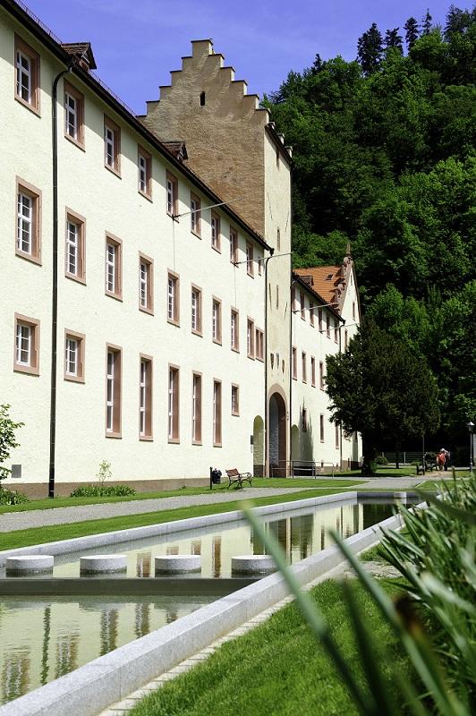 Das Fürstenberger Schloss zu Wolfach im Kinzigtal, Schwarzwald