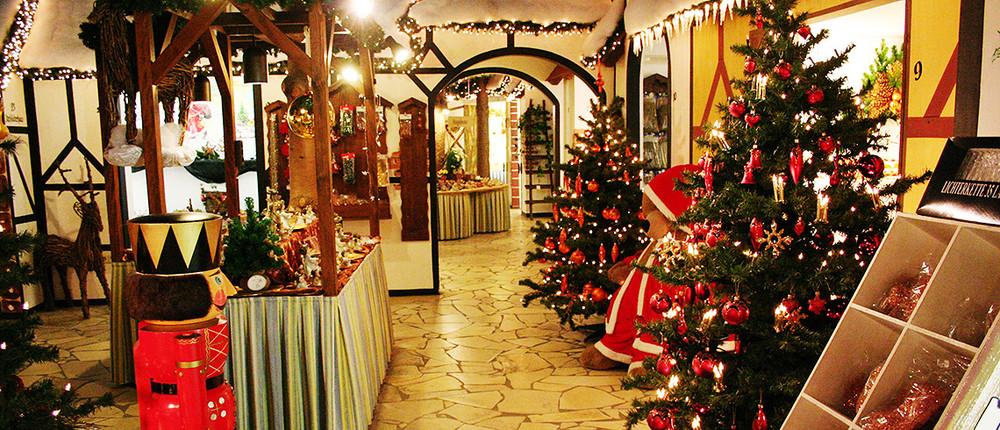 Weihnachtsdorf Dorotheenhütte