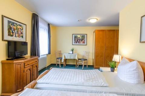 Doppelzimmer Basic, Kurgartenhotel Wolfach