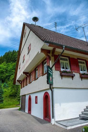 Außenansicht Gasthaus Martinshof