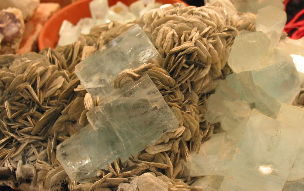 Mineralien aus dem Schwarzwald, Wolfach, Kinzigtal