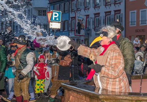 Nasenzug in Wolfach