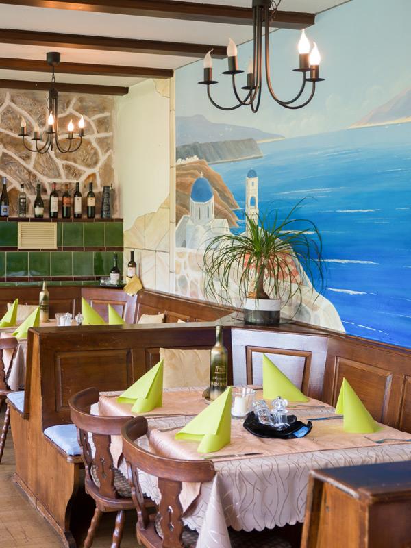 Restaurant Akropolis Hausach