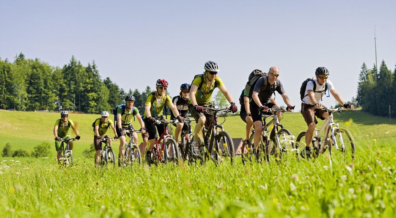 Mountainbiking im Kinzigtal