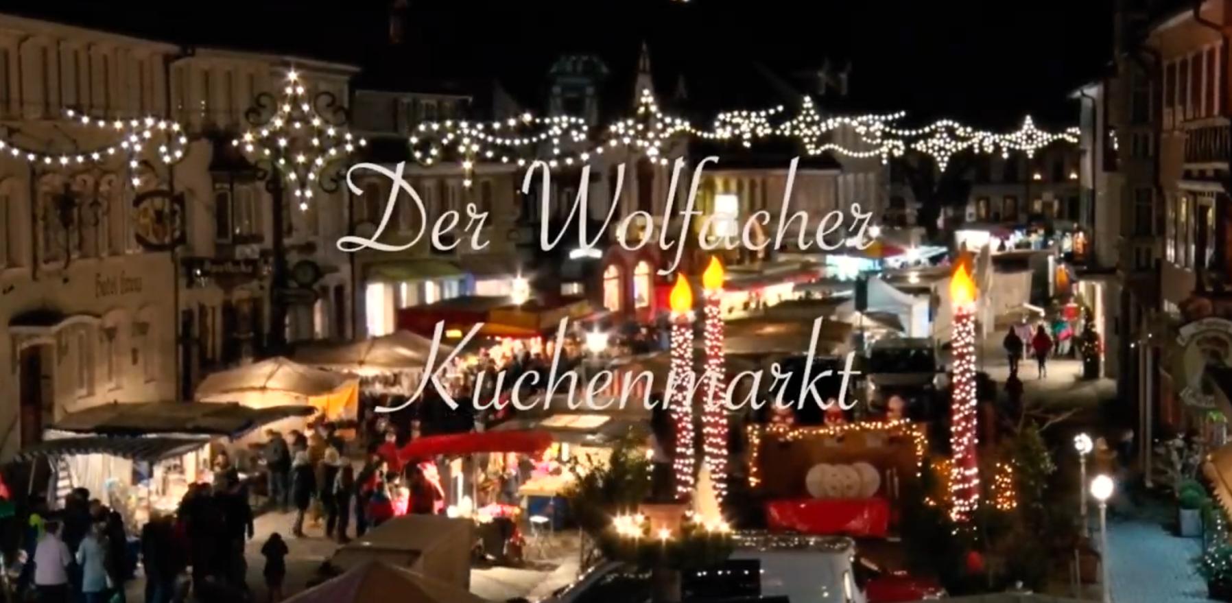 Der Wolfacher Kuchenmarkt