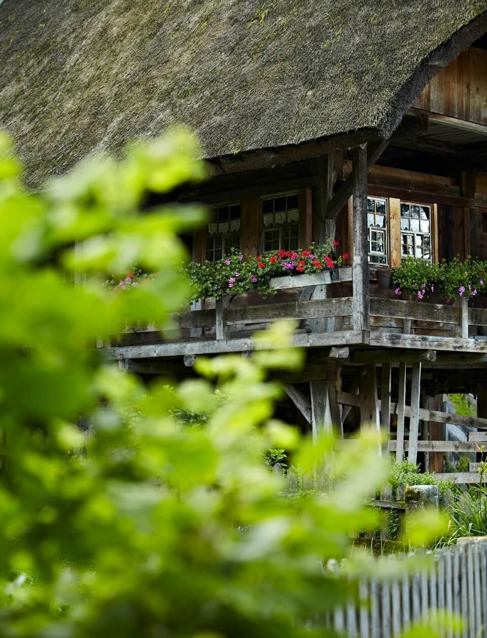 Historischer Schwarzwaldhof im Kinzigtal