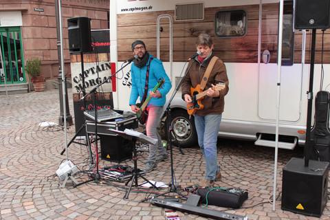 Frühlingsfest Musikgruppe