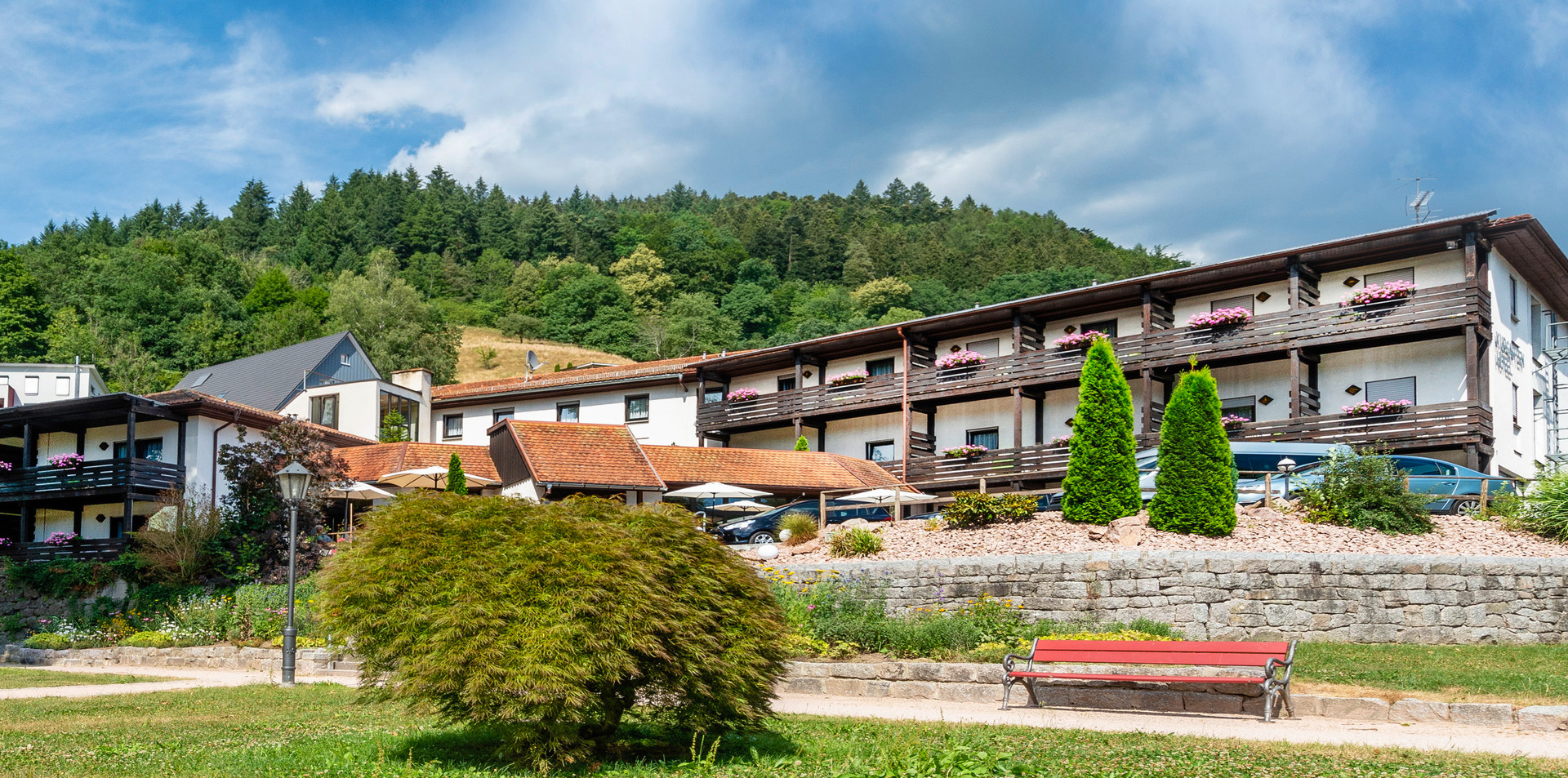 Kurgartenhotel Wolfach