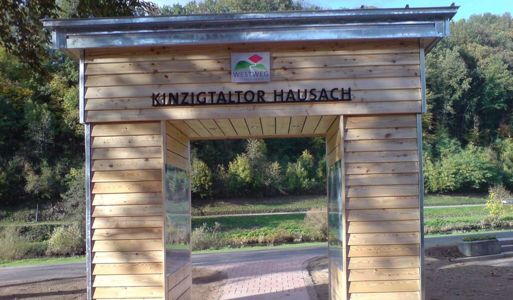 Kinzigtaltor in Hausach