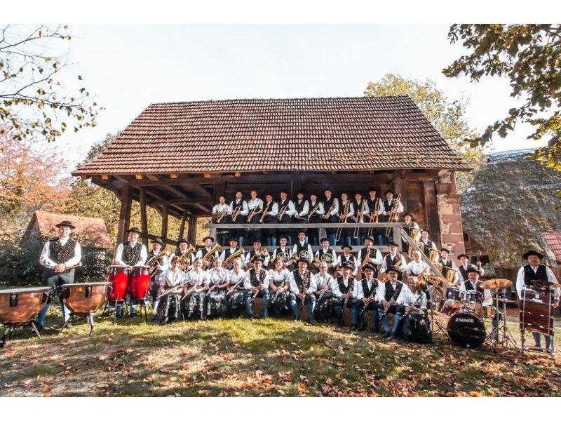 Konzert der Trachtenkapelle Kinzigtal