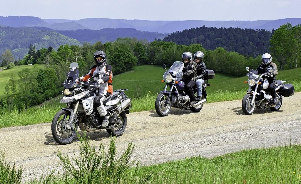 Schwarzwald Biker-Weekend in Wolfach Kinzigtal