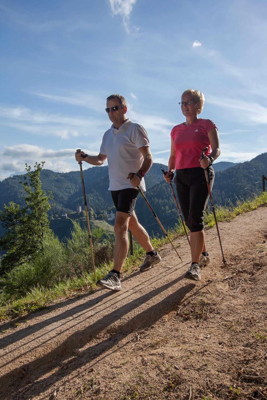 Nordic Walking im Kinzigtal