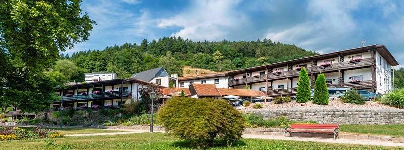 Kurgarten-Hotel in Wolfach im Kinzigtal, Schwarzwald