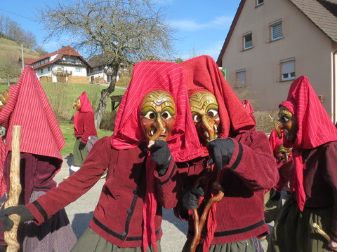 Waldstein-Hexen aus Fischerbach