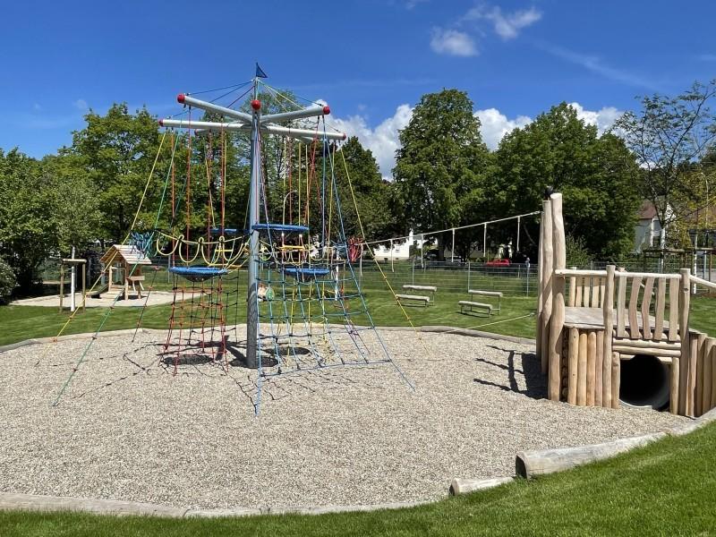 Waldseeparkplatz - Mehrgenerationenpark