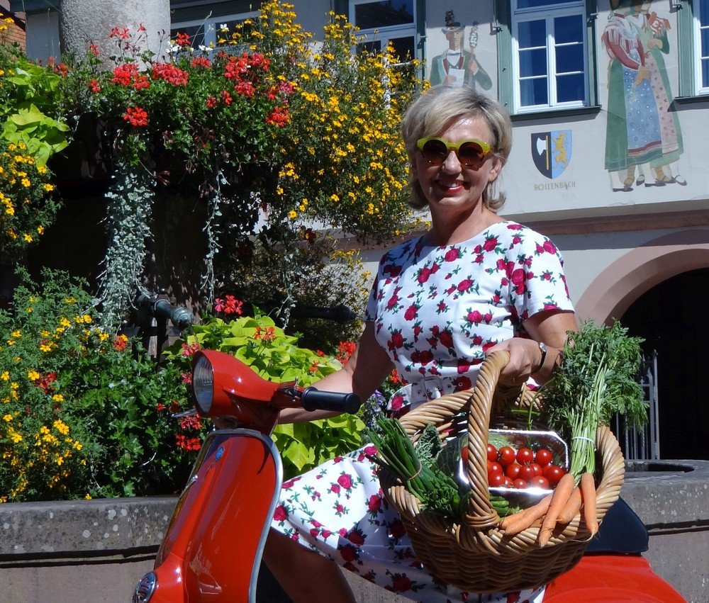 Petticoat-Tour am Rohrbrunnen