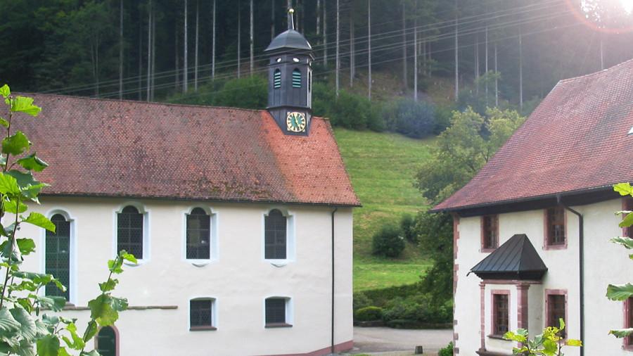 Kloster Wittichen und Kirche