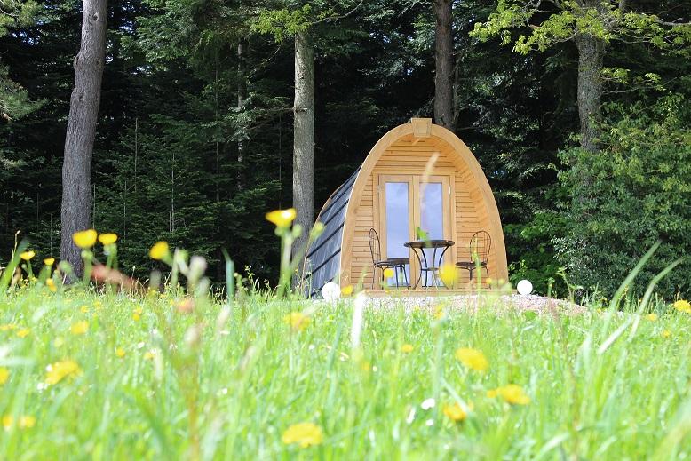 Podhaus auf dem Äckerhof Sankt Roman bei Wolfach im Kinzigtal, Schwarzwald