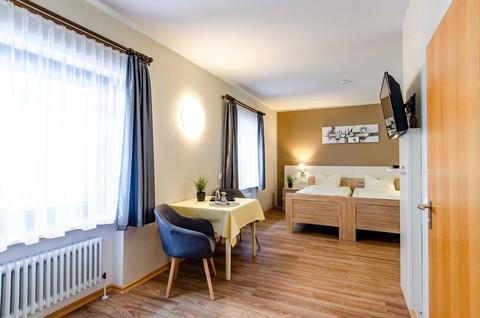 Suite ohne Balkon, Kurgartenhotel Wolfach